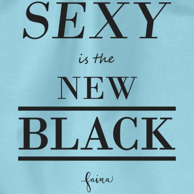 faina sexy is the new black