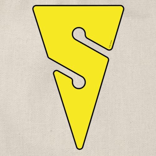 tecArrow-Yellow - Turnbeutel