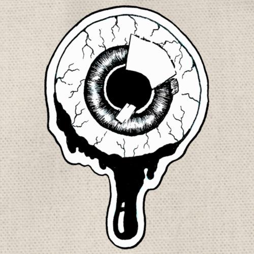Creepy Auge - Turnbeutel