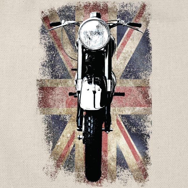 Vintage Motor Cycle BSA feature patjila