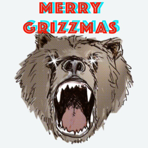 MERRY GRIZZMAS / hey Kids