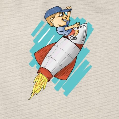 Crypto Rocket - Mochila saco