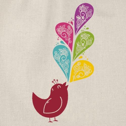 Singvogel - Turnbeutel