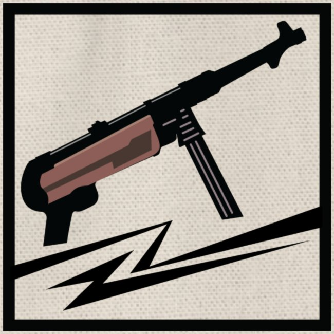 Mp40 german gun