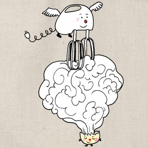 nuage - Sac de sport léger