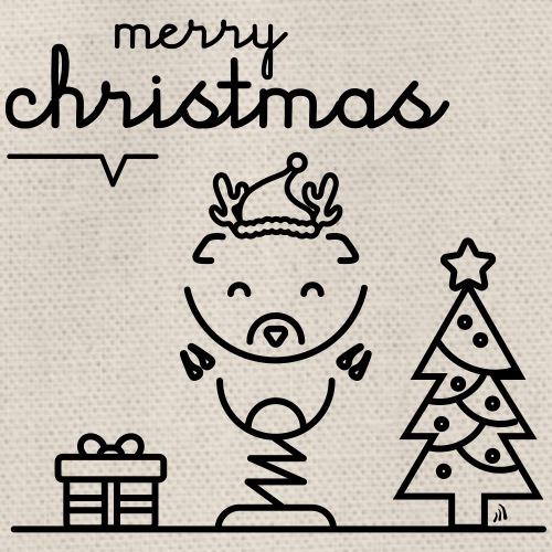 Noël reindeer 2