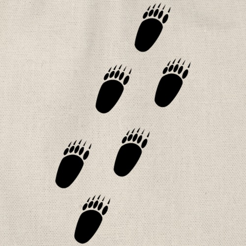 Bear Walk - Drawstring Bag