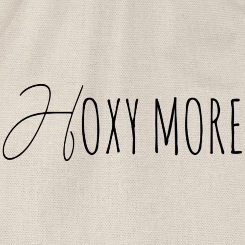 Hoxy More noir - Sac de sport léger