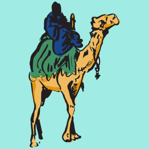 Tuareg - Turnbeutel