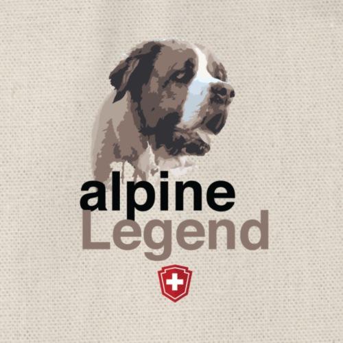 Alpine Legend - Grand Saint-Bernard - Switzerland - Sac de sport léger