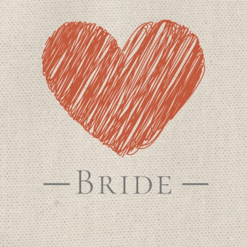 [For Bride] Bride - Red Heart