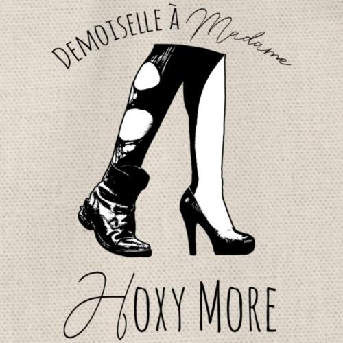 Petit demoiselle à madame Hoxy More logo - Sac de sport léger