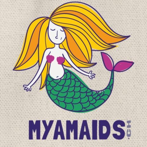 Meerjungfrau Myamaids.ch - Turnbeutel