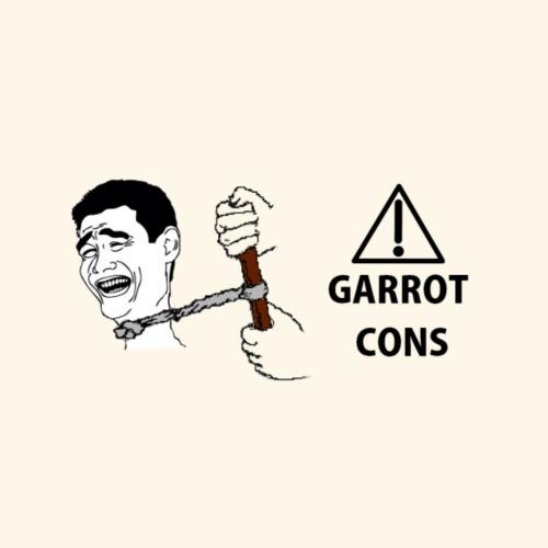 Garrot cons - Premiers secours