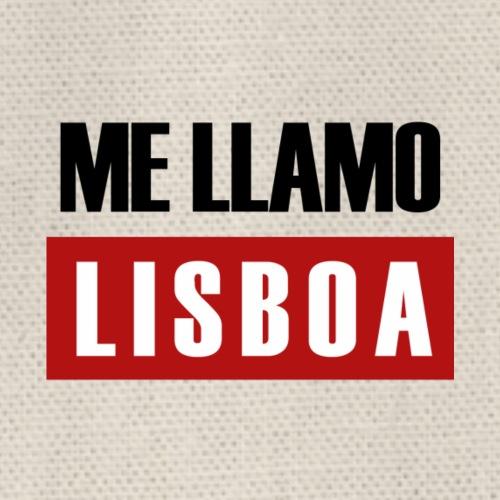 Me llamo Lisboa LCDP - Turnbeutel