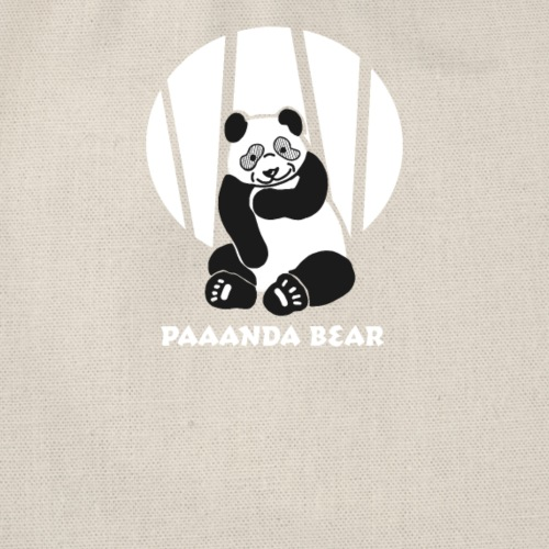 Panda T-Shirt - Paaaaaanda Bear - Turnbeutel