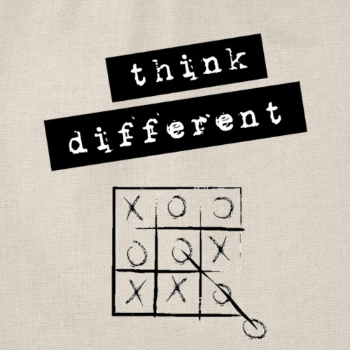 Think Different Tris - Sacca sportiva