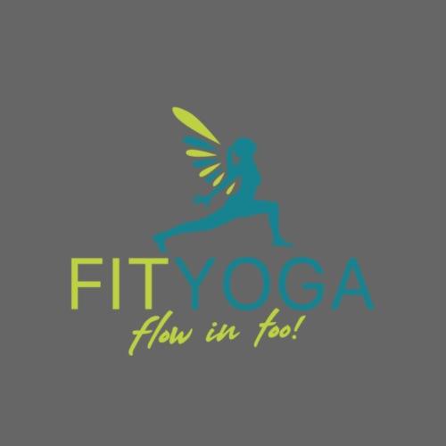 FIT Yoga, flow in too - Turnbeutel