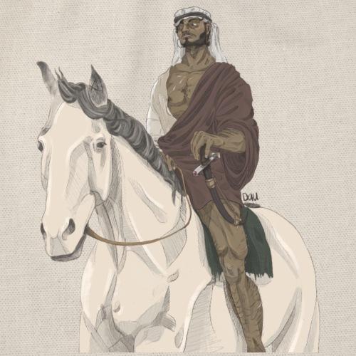 equestrian - Drawstring Bag