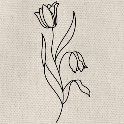 dead Flower - Turnbeutel