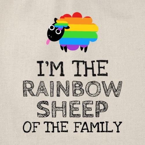 Ovejita Orgullo Gay LGTBIQ | Arco Iris - Mochila saco