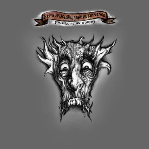 T-shirt del Dio Diaforo Tossidoille - Sacca sportiva