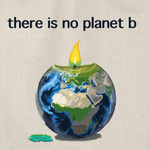 There Is No Planet B - Turnbeutel