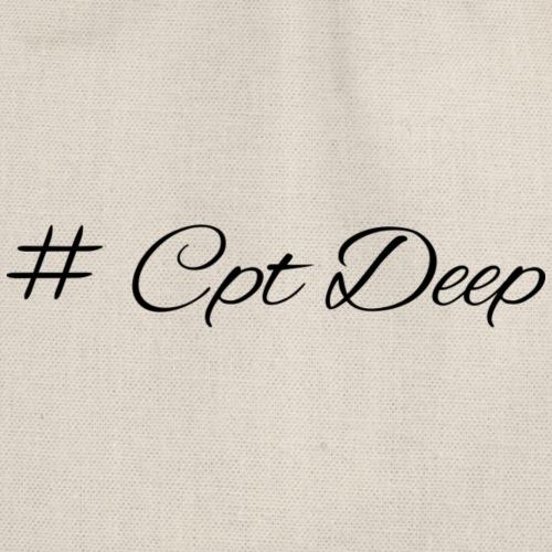 CptDeep Official - Turnbeutel