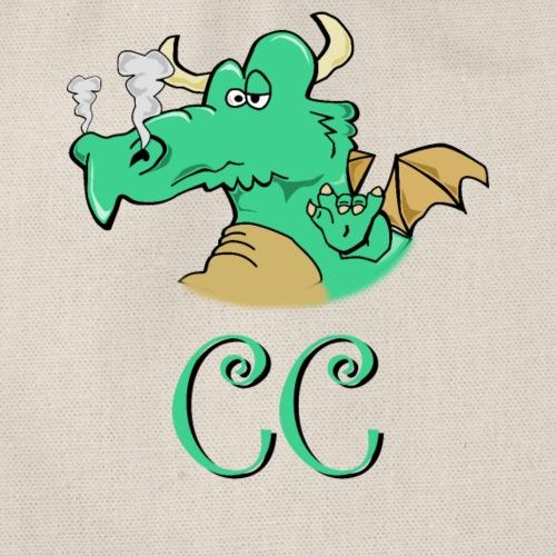 logo kle in cc - Turnbeutel