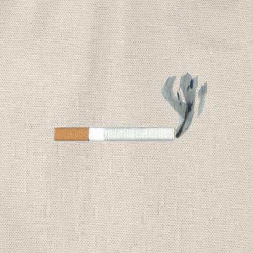 rauchen ist TÖDLICH - Turnbeutel
