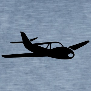 Small sports aircraft - Men's Vintage T-Shirt