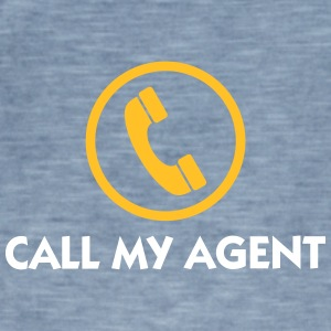 Call My Agent! - Men's Vintage T-Shirt