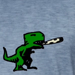 Dino - T-shirt vintage Homme