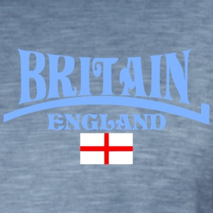 Britain 2. Edition - Männer Vintage T-Shirt