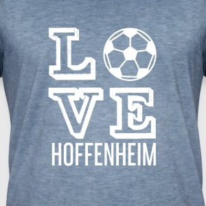 LOVE HOPE HOME - Herre vintage T-shirt