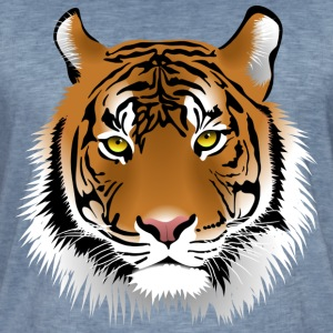 tiger - Men's Vintage T-Shirt