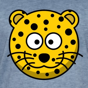 Sweet leopard - Men's Vintage T-Shirt