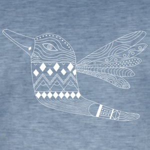 Hummingbird - Hummingbird - Vintage-T-skjorte for menn