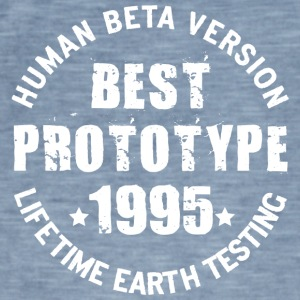 1995 - The birth year of legendary prototypes - Men's Vintage T-Shirt