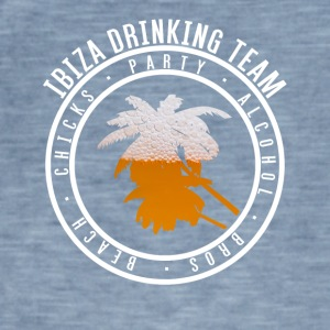 Shirt for Party vacation - Ibiza - Men's Vintage T-Shirt