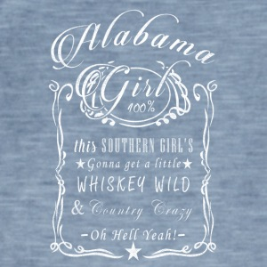 ALABAMA - Men's Vintage T-Shirt