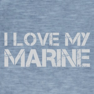marine - Men's Vintage T-Shirt