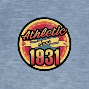 Gift for the 86th birthday - vintage 1931 - Men's Vintage T-Shirt