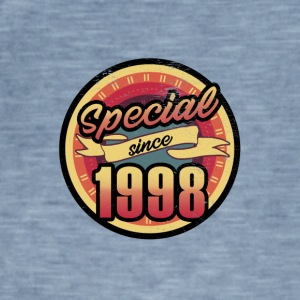 Gift for the 19th birthday - vintage 1998 - Men's Vintage T-Shirt
