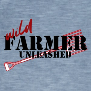 Farmer / Farmer / Farmer: Farmer Wild Unleashed - Men's Vintage T-Shirt
