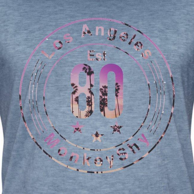 MonkeyShy Los Angeles 80