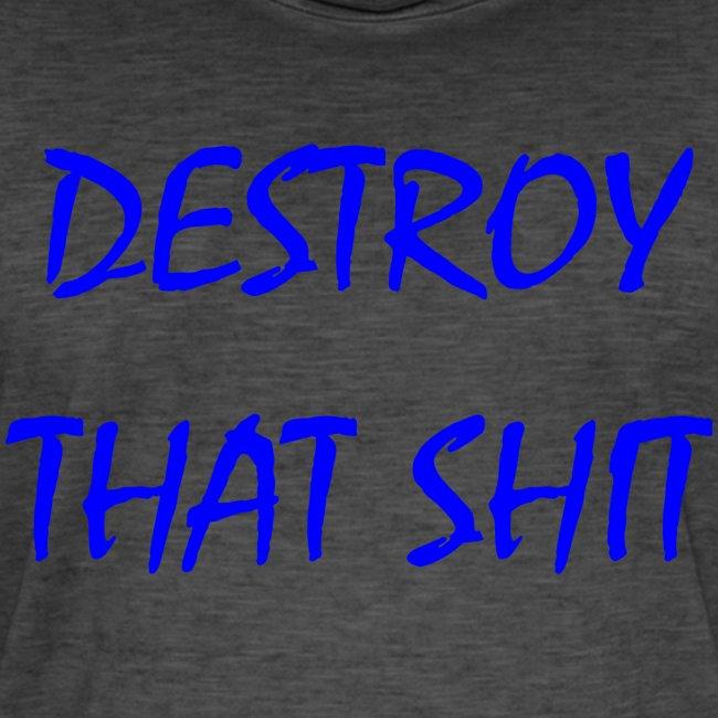DestroyThatSh ** _ blue