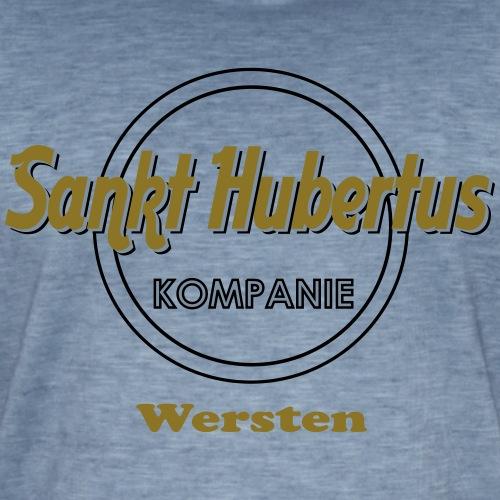 SanktHubertus-HRC - Männer Vintage T-Shirt