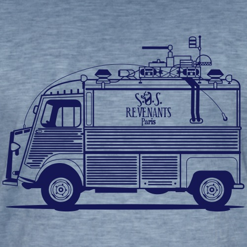 SOS REVENANTS - T-shirt vintage Homme