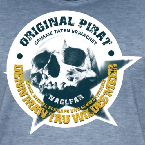 Naglfar 3 - Männer Vintage T-Shirt